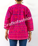 Navratri Special Ladies Embroidery Jacket