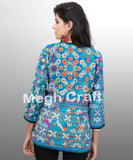 Indian Gujarati Embroidered Banjara Jacket