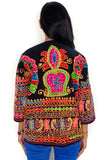 Indian Fusion Embroidered Banjara Jacket