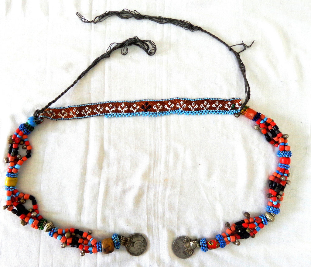 Afghani Handmade Necklace