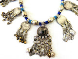 Boho Hippie Afghani Vintage Necklace