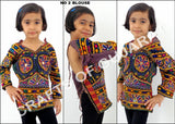 Indian Kutch Banjara Style Blouse With Cap