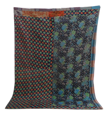 Beautiful Home Decor Ethnic Kantha Quilts