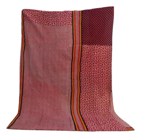 Bohemian Kutch Home Decor Kantha Quilts