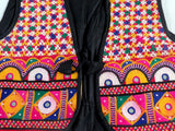Kutch Embroidered Handmade  Jacket Koti
