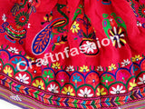 Traditional Hand Embroidered Banjara Skirt