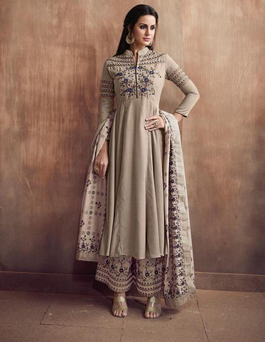 Trendy Wedding Wear Indian Palazzo Dress