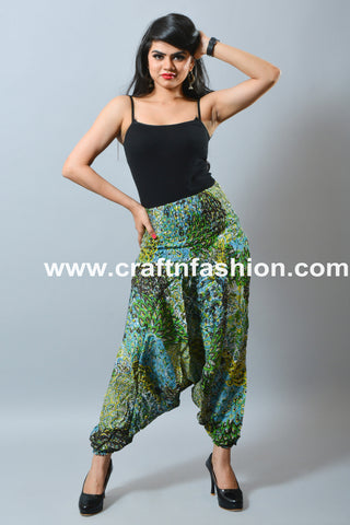 Beach Wear - Summer Wear Cotton Pant