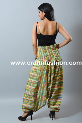 Indian Fashion Beach Wear Harem Pant
