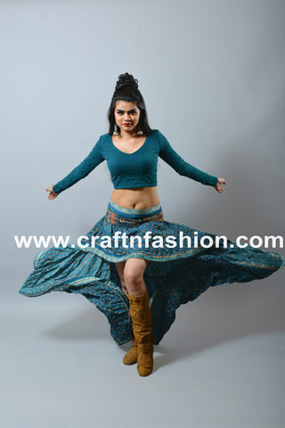 Exclusive Fashion Wear Indian Designer Skirt