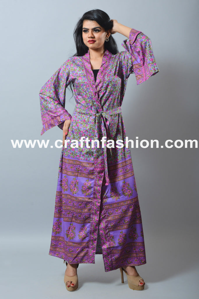 Sleepwear Robe - Bikini Cover Up