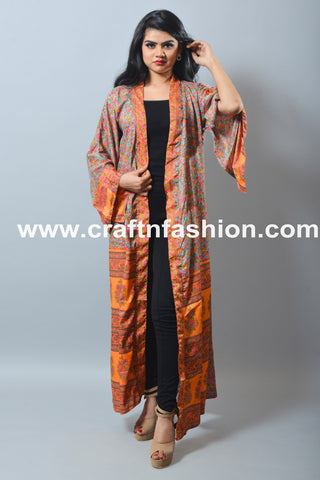 Bikini Cover Up Kimono-Summer Wear Cardigan