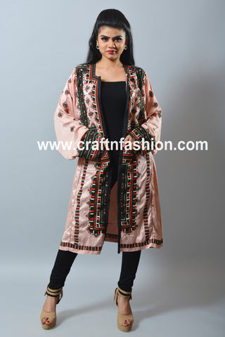 Embroidered Handmade Balochi Jacket