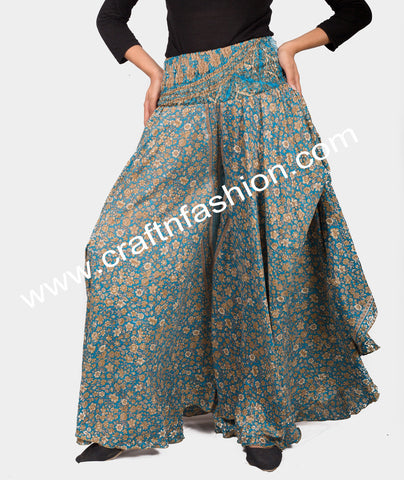 Women's Aladdin Style Belly Trouser