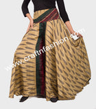 Belly Dance Wear Umbrella Skirt Pant