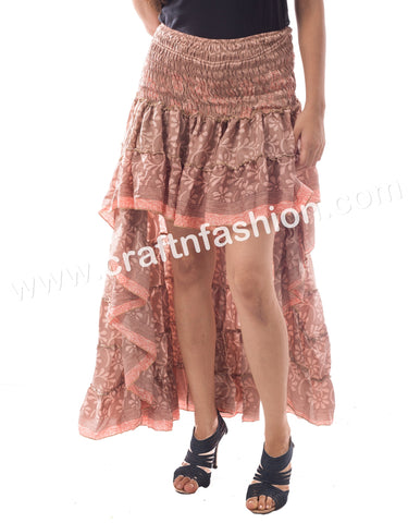 Mexican Dance Wear Fashionable Ibiza Skirt