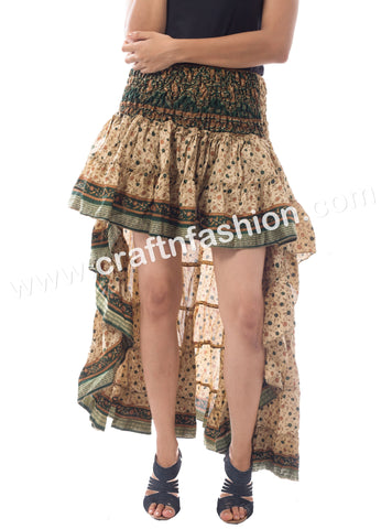 Unique Designer Tribal Dance wear Ibiza Skirt