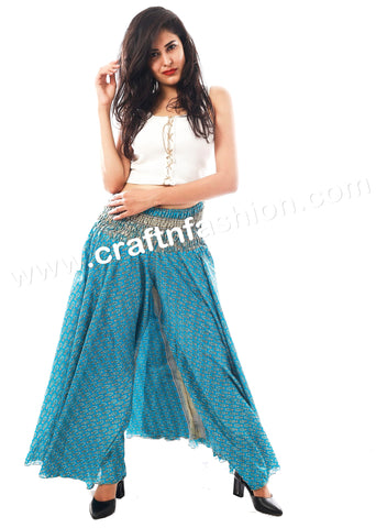 Hippie Boho Women's Umbrella Trouser
