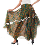 Belly Dance Costume Wear Umbrella Palazzo