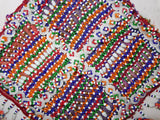 Vintage Buttons Patch for Navratri