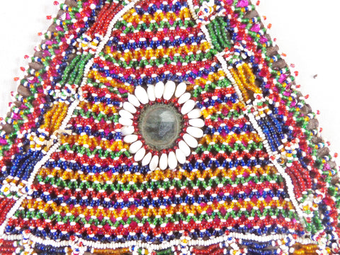 Vintage Gypsy Beads Patch