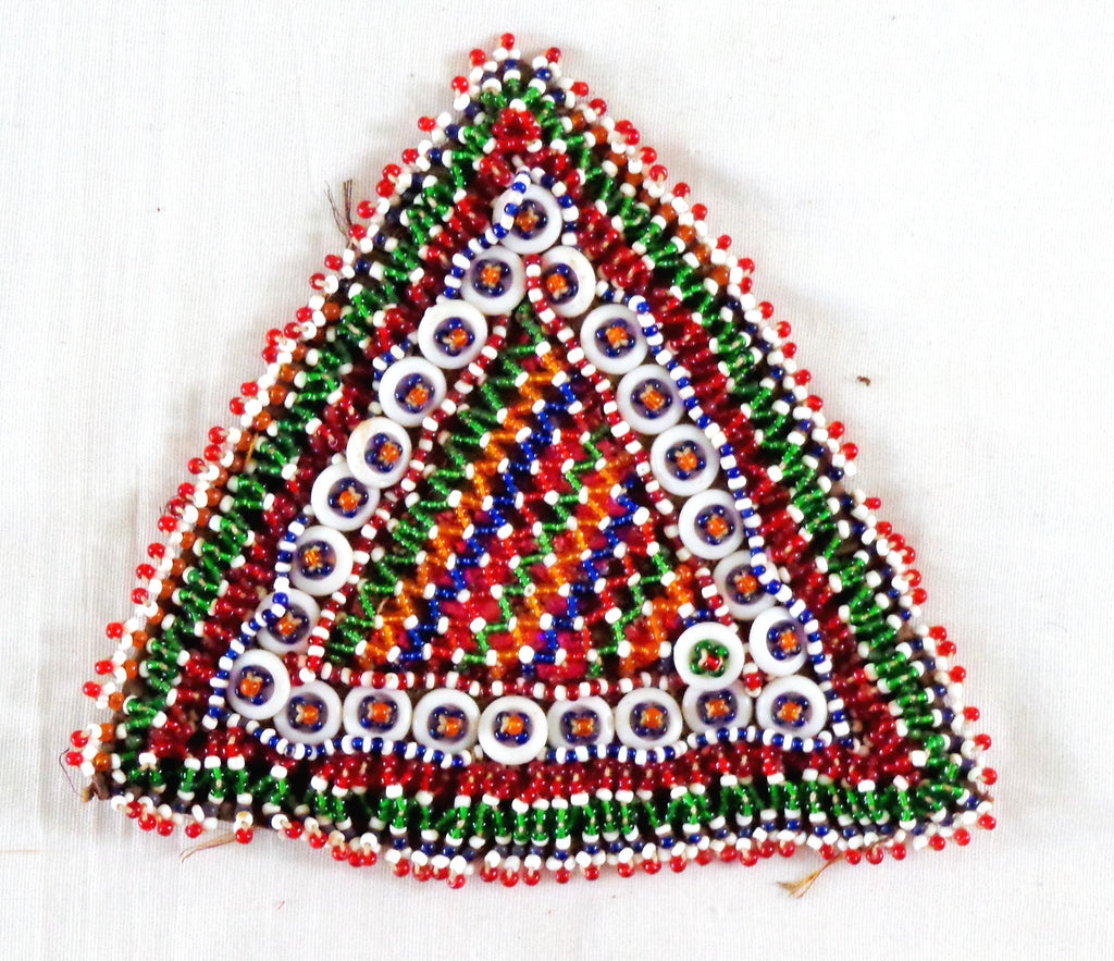 Gypsy Buttons Banjara Patch
