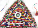 Kutchi Boho Beaded  Patch