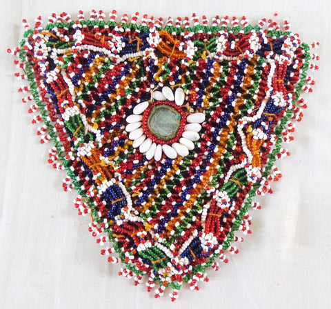 Triangle Mirror Glass Patch