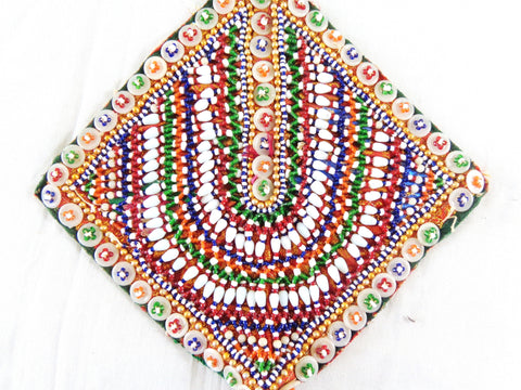Traditional Handmade kutchi patch