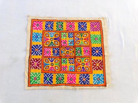 Indian Ethnic Handmade Vintage Patch