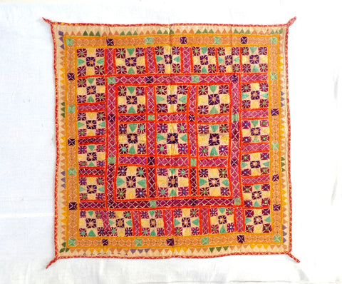 Gypsy Handmade Ethnic Tribal Patch