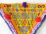 Tribal Vintage  Ethnic Patch