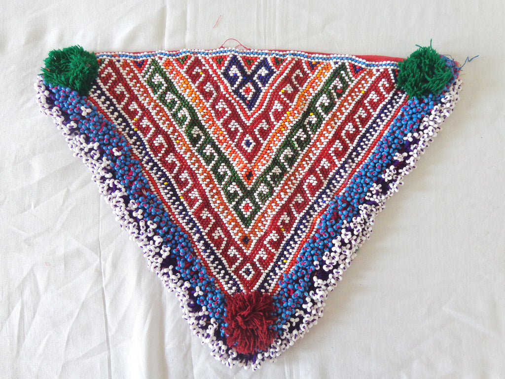 Moti Beaded Vintage Patch