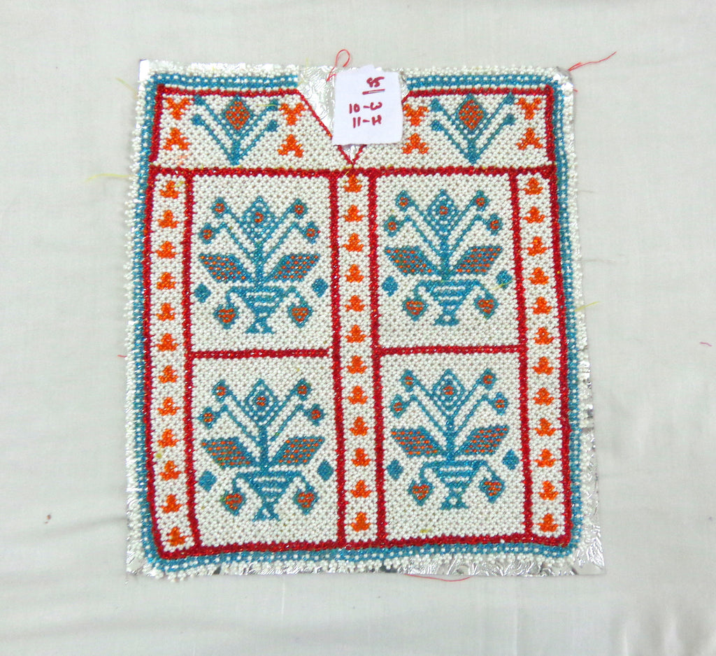 Beads Handmade Bohemian Patch