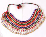 Vintage Boho Hippie Necklace