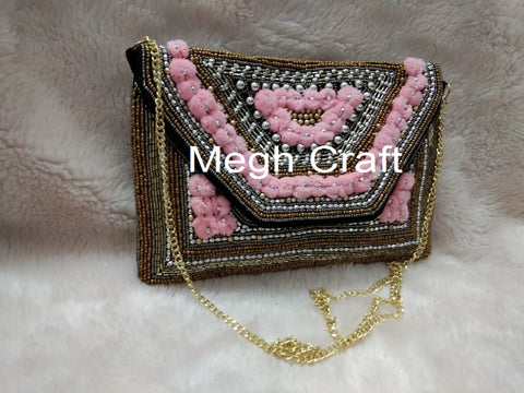 Wedding Wear Designer Clutch Purse