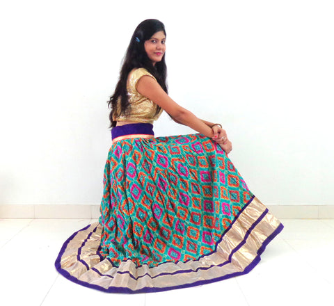 Traditional  Special Fashion Skirt