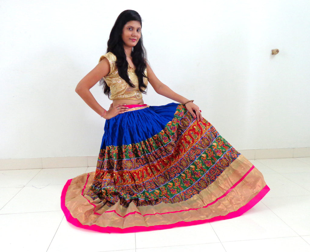 Navratri Garba Skirt