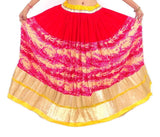 Goldan Bordered Fashion Skirt
