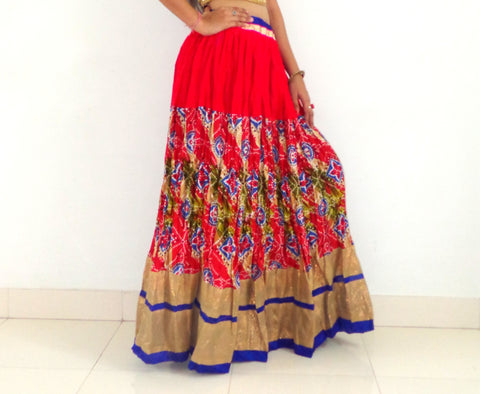 Navratri special Fashion Skirt