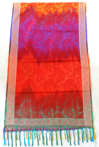 Winter Special Silk Stole