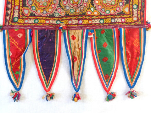 Vintage kutch Embroidered Home Decor