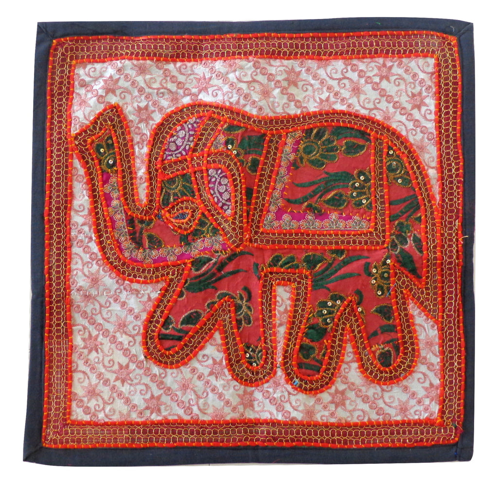 Indian Elephant Theme Wall Hanging
