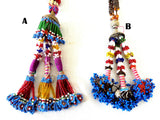 Wall Decor Handmade  Tassel ( 2PC)
