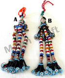 Ethnic Art Afghanistan Tassel( 2PC)