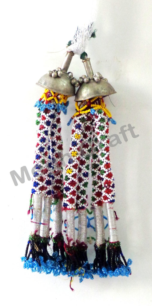 Vintage Bohemian Home Decor tassel ( 2PC)