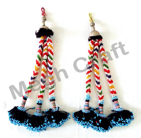 Bohemian  Door Hanging Tassel( 2PC)