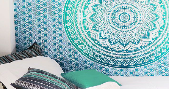 Wall Tapestry, Mandala Tapestry, Cool Tapestries at Tapestry Box