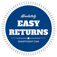Absolutely Easy Returns - SmartyGent.com