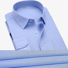 Office Dress Shirt - Light Blue